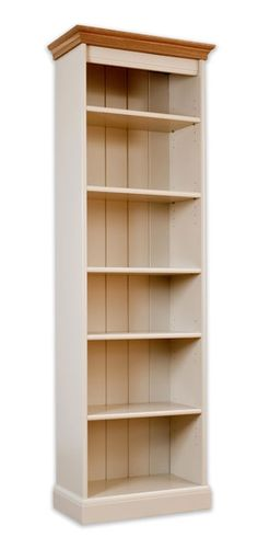 Intone 6-2 Bookcase |hereford Rd Intone| Occassional | Solidwood Furniture