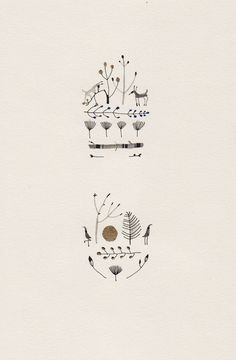 Katrin Coetzer's illustrations & collections
