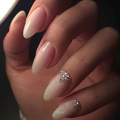 Hot Trendy Nail Art Designs that You Will Love Wedding Manicure, Wedding Nails Design, Bridal Nails, Wedding Designs, Chic Nail Designs, Acrylic Nail Designs, Acrylic Nails, Coffin Nails, Chic Nails