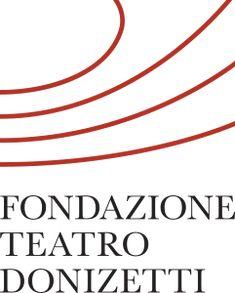 Teatro Donizetti – Bergamo Logo
