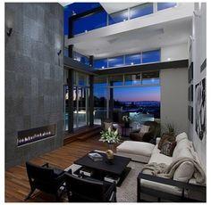Gotta love high ceiling living rooms