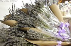 My Cozy Corner: Lavender for Holiday Gifts