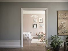 The effect of paint color