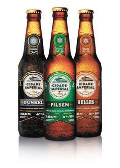 All Beers: Novos rótulos da cerveja Cidade Imperial