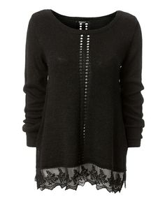 Gina Tricot -Kia knitted sweater