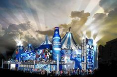 Bud Light says whatever at this year's Super Bowl in Arizona. The only way to gain an invite was being up for whatever!