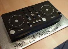dj deck cakes - Google Search