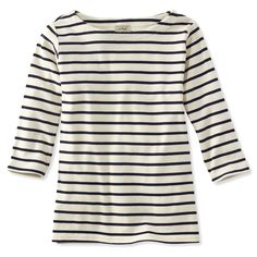 6 Ways to Reinvent Your Striped Tee—Plus, a Few of Our Favorites - L.L. Bean  - from InStyle.com