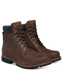 Descubre Timberland® Rugged 6-Inch Rugged Waterproof Boot para hombre  hoy en