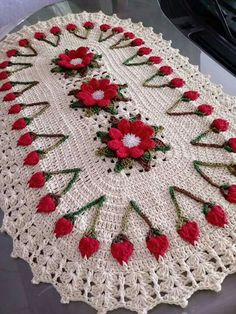 rocky k's 546 media content and analytics Freeform Crochet, Crochet Motif, Crochet Doilies, Crochet Flowers, Crochet Patterns, Crochet Home, Crochet Baby, Crochet Tablecloth, Nuno Felting