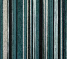 Lusso Stripe - Teal