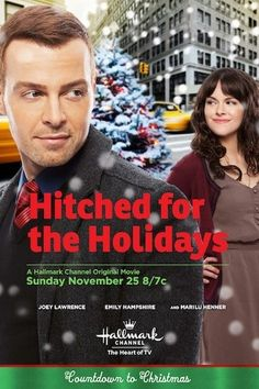 Hitched for the Holidays. Hands down one of the best hallmark Christmas movies.                                                                                                                                                                                 Plus