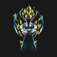 Shop Majin Warrior vegeta t-shirts designed by Andriu as well as other vegeta merchandise at TeePublic. Dragon Ball Gt, Majin Tattoo, Figurine Naruto, Anime Echii, Ball Drawing, Dbz Characters, Fan Art, Wallpaper, Prince