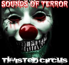 """You have a new reason to hate clowns in """"Fear Thy Clowns"""". For the last 25 years in New England there have been twelve clowns going arou. Halloween Clown, Halloween Artwork, Halloween Pictures, Halloween Themes, Halloween Face Makeup, Creepy Pictures, Insane Clown, Creepy Clown, Creepy Eyes"""