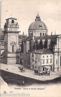 C002099 VERONA Piazza Vittorio Emanuele Animata Vg 1910 - EUR 14,00 | PicClick IT Verona Italy, My Town, Wwii, Taj Mahal, Vr, Travel, Italy, Fotografia, Viajes