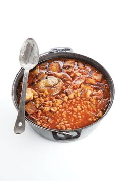New England-Style Baked Beans | SAVEUR