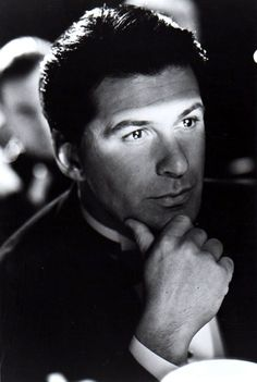 "Alec Baldwin en ""La Sombra"" (The Shadow), 1994"