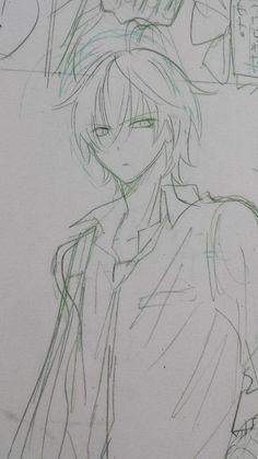 300円入れ���6枚��コピー�����ゃ���…���プンプン�よ����ら����白黒�原稿をムダ�カラーコピー���ん���。�シャー�線�������…… Otaku Anime, Anime Expo, Anime Boy Sketch, Anime Art Girl, Anime Poses Reference, Art Reference, Anime Chibi, Manga Anime, Anime Boy Long Hair