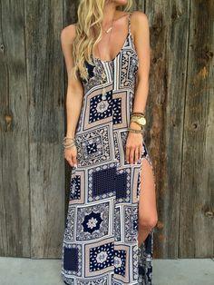 Santorini Maxi Dress – Lola Jeannine