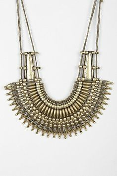 Mercer Bib Necklace, Just got this for Christmas but I already have a few outfits in mind..so excited!