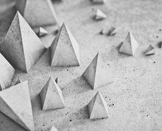 [1.16.2016] //TRIADS\\ #cinema4d #c4d #triads #render #dailyrender #gsgdaily #octane #octanerender #vray #vrayforc4d #cg #3d #design #art #pyramids by shittyrenders