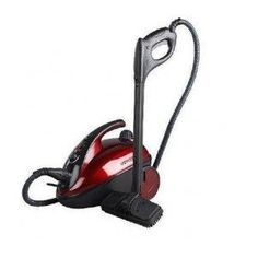 Polti Vaporetto Comfort Steam Cleaner, - Black/ Red, The power of steam de-greases and deep-cleans naturally Steam Cleaners, Natural Cleaning Products, Deep Cleaning, Washer, Outdoor Power Equipment, Home Appliances, Red, Black, Vaporetto