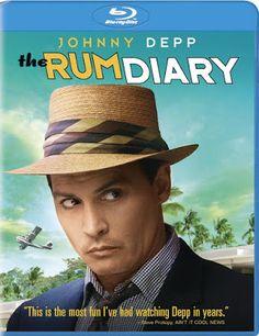 Movie Treasures By Brenda: The Rum Diary Movie Review