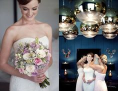 A blushing bride at Majeka House, Stellenbosch