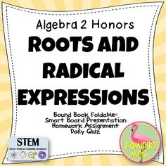 radical equations book review