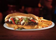 Applebee's Copycat Recipes: Philly Burger