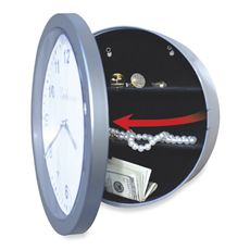 Wall Clock with Hidden Safe $15 from Bed Bath & Beyond
