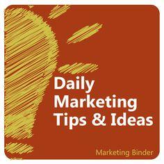 Daily Marketing Tips Logo