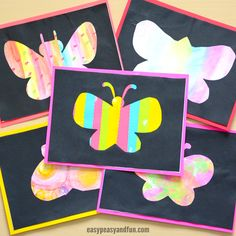 Bring out all your art supplies and let's make some pretty butterfly silhouette art. There are many different ways you can approach this project and many art techniques you can use. This easy art project is perfect to make in spring time, as butterflies are a popular theme. There are many key points you can …