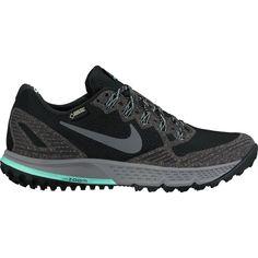 Nike - Air Zoom Wildhorse 3 GTX Trail Running Shoe - Women's - Black/Hyper…
