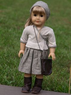 American Girl Doll Clothes  6 piece outfit with by Frenchieandme,