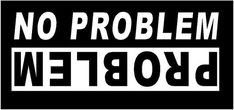 WHITE Vinyl Decal - Problem no problem jeep roll mud fun sticker off road flip Jeep Stickers, Car Bumper Stickers, Car Decals, Vinyl Decals, Silhouette Curio Projects, Morale Patch, White Vinyl, Vinyl Projects, Mud