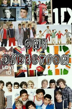 One Direction!!!!!!!!! <3