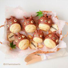 Totoro Melon Pan Bread
