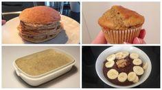 6 billige og sunne frokoster med havregryn Muffin, Breakfast, Food, Morning Coffee, Muffins, Meal, Essen, Hoods, Cupcakes