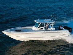 New 2013 Boston Whaler Boats 370 Outrage