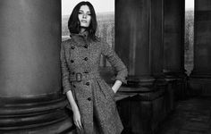 The Essentialist - What's Hot In Fashion Advertising: Burberry Black Ad Campaign Fall/Winter 2012/2013
