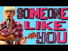 Someone Like You - [Walk off the Earth] - Adele Cover - YouTube