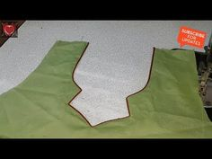 How to Attach Piping on Neck With Finishing Chudithar Neck Designs, Kids Blouse Designs, Neck Designs For Suits, Simple Blouse Designs, Neckline Designs, Sleeves Designs For Dresses, Dress Neck Designs, Blouse Designs Catalogue, Sleeve Designs