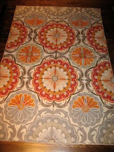 Laurie From Traditionally Modern Design Found This Great Rug At Homegoods For Her Kitchen Mo