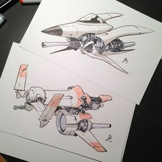 DRAWINGS by Jake Parker » Updates — Kickstarter
