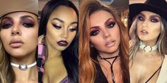 This is the exact makeup Little Mix are wearing in their No More Sad Songs video - CosmopolitanUK