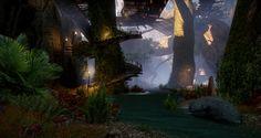 ArtStation - Dragon Age Inquisition DLC. The Jaws of Hakkon, Ryan Love