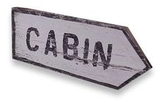 Cabin Sign. http://www.etsy.com/listing/89705428/cabin-barnwood-sign-ready-to-hang-i-hand?ref=sr_gallery_38_search_query=rustic+lake+house+sign_order=most_relevant_view_type=gallery_ship_to=ZZ_min=0_max=0_page=2_search_type=handmade