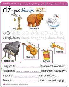 Włącz Polskę- Polska-szkola.pl Education, Polish, Speech Language Therapy, Polish Language, Vitreous Enamel, Onderwijs, Learning, Nail, Nail Polish