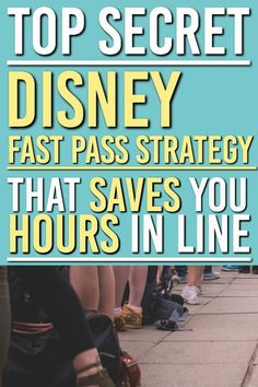 have everyone pass you in line at Disney World Disney Fast Pass Secrets! Make sure you use this Fast Pass strategy when you go to Disney World. It will save you hours in line! How to get the most from your Disney Fast Pass Fastpass Disney World, Disney World Tipps, Disney World Vacation Planning, Disney Planning, Disney World Tips And Tricks, Disney Tips, Disney Vacations, Disney Disney, Disney Travel